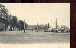 Beverwijk - Meerstraat - Stoomboot - 1905 - Beverwijk