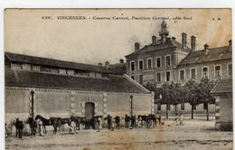 Vincennes Caserne Carnot Pavillon Central - Vincennes