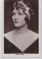 Marion Nixon.    Actress.   Picturegoer Series. (Card Number 266).  RPPC. - Acteurs