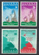 °°° GUYANA - Y&T N°307/10 - 1968 MNH °°° - Guiana (1966-...)