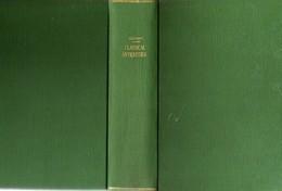 A DICTIONARY Of CLASSICAL ANTIQUITIES, Mythology-Religion-Literature-Art: By Oscar SEYFFERT, Ed. The MERIDIAN LIBRARY - Woordenboeken