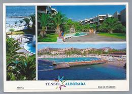 ES.- ARONA. ISLA DE TENERIFE. TENBAL ALBORADA. Ongelopen. - Tenerife