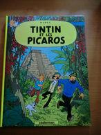 BD De Tintin Let Les Picaros - Daté 1976 - - Tintin