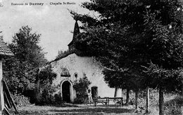 88 -DARNEY -- Environs De Darney - Chapelle St-MARTIN-. - Darney