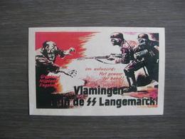 Vlamingen In De SS Langemarck ! - Weltkrieg 1939-45