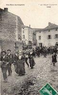 63 -LE VELAY ILLUSTRE -- 'Une Noce Auvergnate'-. - France