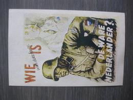 Wie Van Deze Twee Is - Weltkrieg 1939-45