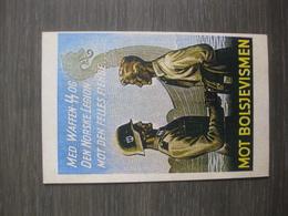 Med Waffen-SSog Den Norske Legion Mot Den Felles Fiende... - Weltkrieg 1939-45