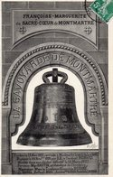 75 -MONTMARTRE -- 'La Savoyarde De Montmartre' -(cliché Rare). - Autres Monuments, édifices