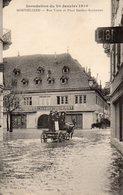25 -MONTBELIARD -- Inondation Du 20 Janvier 1910-. - Montbéliard