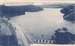 Gileppe, Barrage De La Gileppe, Le Lac Et Le Barrage (pk58119) - Gileppe (Stuwdam)