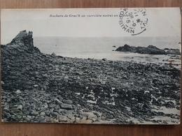 Cléder.rochers De Grac'h Zu - Cléder