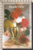 96636GF/ FETE, Boîte à Bijoux, Roses Et Colliers De Perles - Holidays & Celebrations