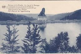 Barrage De La Gileppe, Le Lac Et La Barrage (pk58129) - Gileppe (Stuwdam)