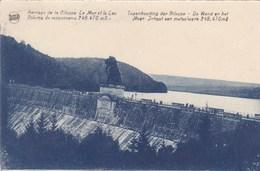 Barrage De La Gileppe, Le Mur Et Le Lac (pk58130) - Gileppe (Stuwdam)