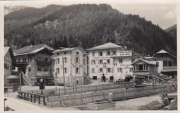 CAMPITELLO DI FASSA -TRENTO-HOTEL=MULINO ALLA POSTA=-CARTOLINA VERA FOTOGRAFIA-VIAGGIATA IL 4-8-1933 - Trento