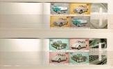 Islande IJsland Iceland 2004 Yvertn° C990 Et C992 *** MNH Cote 24 Euro Autos Voitures Cars - Carnets