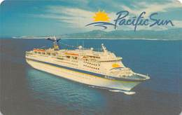 P&O Cruises Australia - Blank Cruise Ship Card - Hotel Keycards