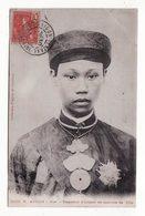 ANNAM    HUE    Empereur D'Annam En Costume De Ville - Viêt-Nam