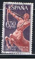 (3E 090) ESPAÑA // EDIFIL 1766 // Y&T 35 // 1956-66 - Special Delivery