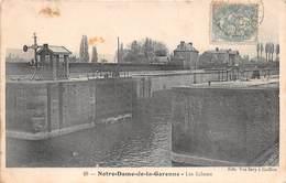 NOTRE DAME DE LA GARENNE - Les Ecluses - Other Municipalities