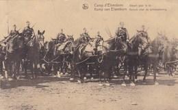 Camp D'Elsenborn, Depart Pour Le Tir (pk58139) - Elsenborn (camp)
