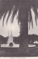 FRASCATI. FONTANA PRINCIPALE. ED F.LLI CIANI. CPA CIRCA 1900s - BLEUP - Italia