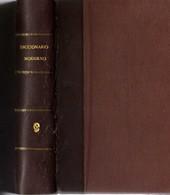 DICCIONARIO MODERNO De La LINGUA CASTELLANA, Las 45.000 Palabras Ma's U'tiles Con Ma's De 80.000 Acepciones - Libros, Revistas, Cómics