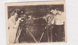 LOIS WILSON, LOS ARTISTAS CINEMATROGRAFICOS EN LA INTIMIDAD. ADVERTISING CHOCOLATE AMATEUR-CIRCA 1920s - BLEUP - Personalità