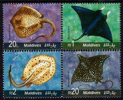 Maldives - 2006 - Rays Of Maldives - Mint Stamp Set - Maldives (1965-...)