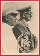 D. Reich - Propagandakarte 'Sportfest Breslau 1938' - Briefe U. Dokumente
