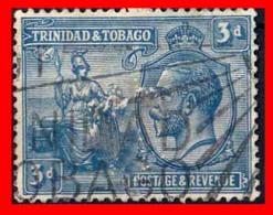 TRINIDAD & TOBAGO ( AMERICA DEL NORTE )  . STAMPS AÑO 1922 -1928 JORGE V. BRITANIA - Trinidad Y Tobago (1962-...)