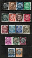 GERMANY  Scott # 415-31  VF USED (Stamp Scan # 475) - Used Stamps