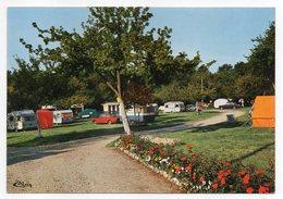 "BOURG-ACHARD--Camping International ""Clos Normand""--voitures ,caravanes-- - Andere Gemeenten"