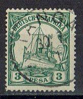 Deutsch-Ostafrika 1901 // Mi. 12 O - Kolonie: Deutsch-Ostafrika