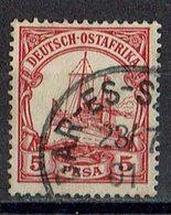 Deutsch-Ostafrika 1901 // Mi. 13 O - Colonie: Afrique Orientale