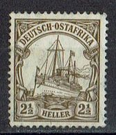 Deutsch-Ostafrika 1905/1920 // Mi. 30 (*) - Kolonie: Deutsch-Ostafrika