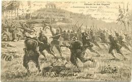 1ª W.K. Schlacht In Der Vogesen Erstürmung Des Donon Feldpost XIX - Guerra 1914-18