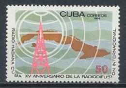°°° CUBA - Y&T N°1917 - 1976 MNH °°° - Cuba