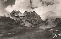 CPSM 73 Col Du Glandon L'Argentière Et Le Massif Des 7 Laux - Autres Communes