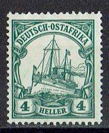 Deutsch-Ostafrika 1905/1920 // Mi. 31 * - Kolonie: Deutsch-Ostafrika