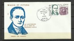 Wallis Et Futuna  FDC YT A 128 Nicephore Niepce Inventeur Photographie - Covers & Documents