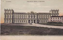 LISBOA. PALACIO REAL D'AJUDA. CPA CIRCA 1900s - BLEUP - Lisboa