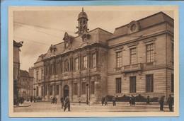 Troyes (10) Hôtel De Ville 2 Scans Carte Animée - Troyes