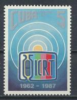 °°° CUBA - Y&T N°2769 - 1987 MNH °°° - Nuovi
