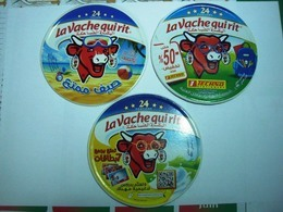 ALGERIE-ETIQUETTES LA VACHE QUI RIT - Cheese