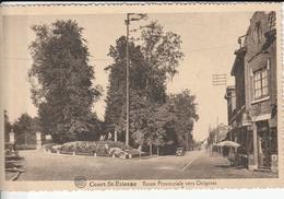COURT ST ETIENNE ROUTE PROVINCIALE VERS OTTIGNIES - Court-Saint-Etienne