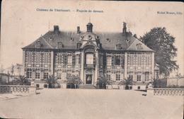 Château De Thoricourt Façade De Devant (verzonden Nar Gendarmerie Duffel ) - Silly