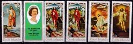 Cook Islands, 1970.Ostern,  Mi: ** 237 - 240 - Christianisme