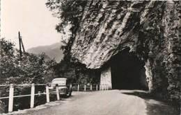 CPSM 73 Route Du Col Des Aravis N°12.021 - Sonstige Gemeinden